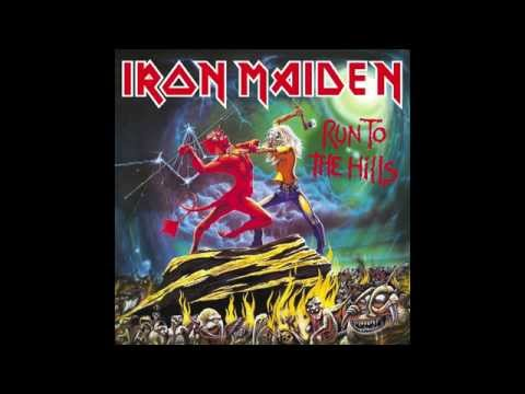 Iron Maiden - Run To The Hills / Total Eclipse