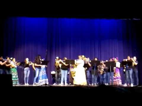 Noche Latina at Leuzinger High School Part 1