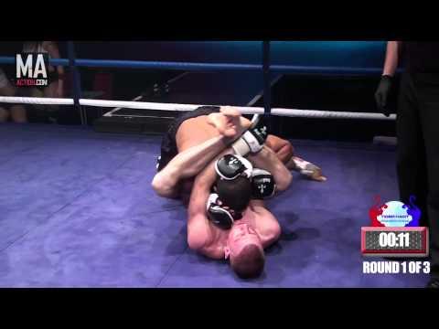 Will Thomas vs Daniel Edwards