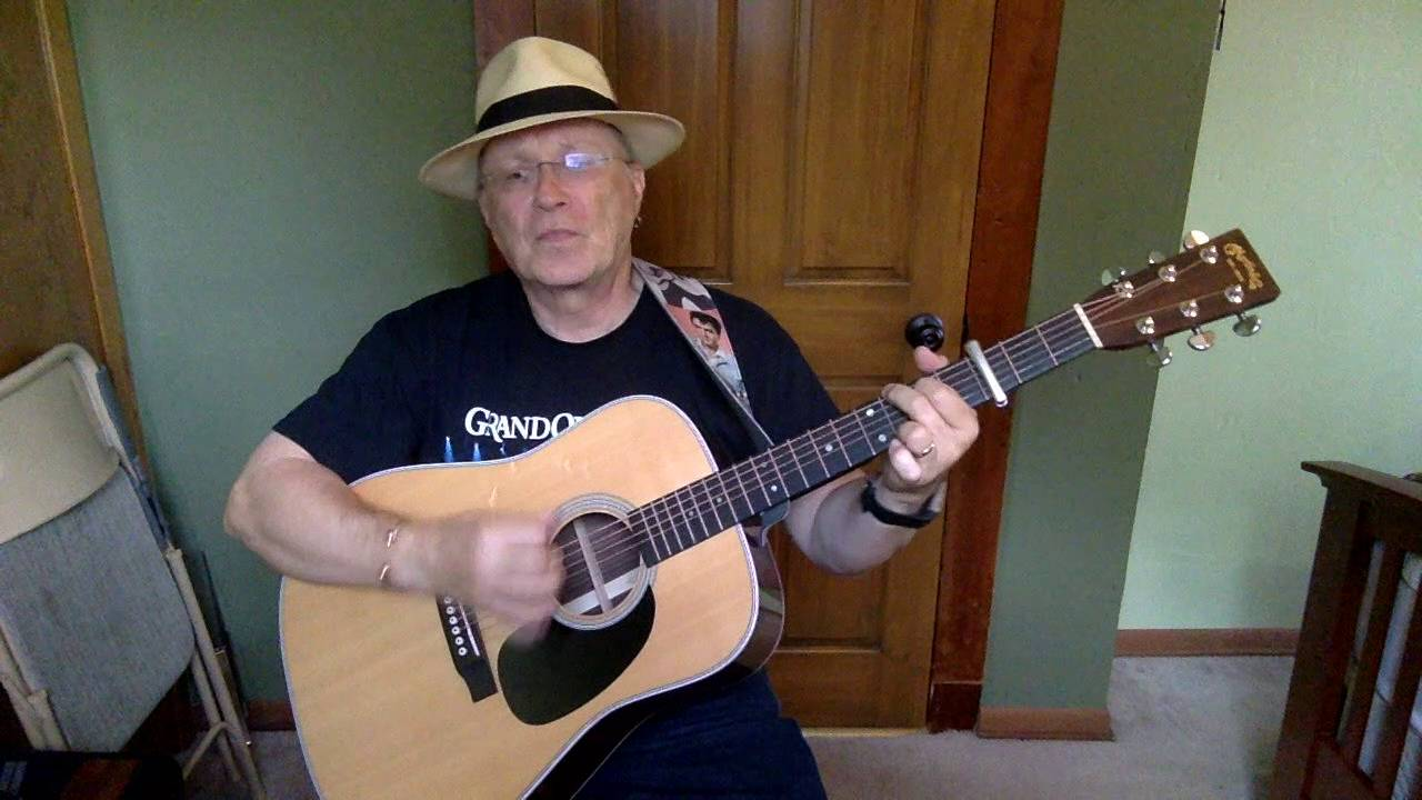 2033 Bottomless Lake John Prine Vocal Acoustic Guitar Cover