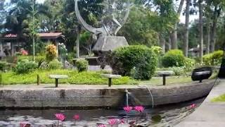 Discover Negros - Church of Angry Christ, Carabao Sundial, Vict. Golf & Country Club