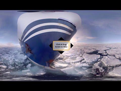 Arctic: Spitsbergen Polar Bear Safari (360° VR)