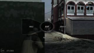 SOCOM: U.S. Navy SEALs Fireteam Bravo 3/Portable [Gray Dawn] [Pt.1/2]