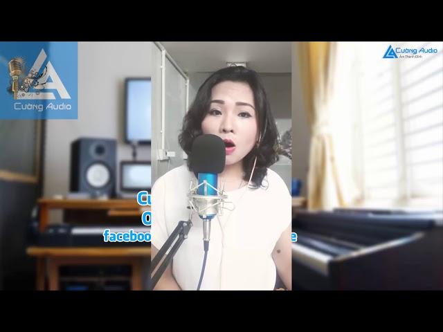 Duyên Phận | Phương Maria | Micro Thu Âm AMI BM900