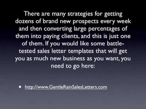 Persuasive Sales Letters by the Persuasive Sales Letters Experts