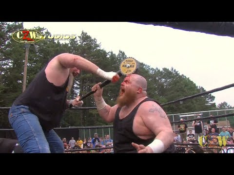 CZW Tournament of Death 17 | Matt Tremont vs. Cannonball vs. Toby Klein