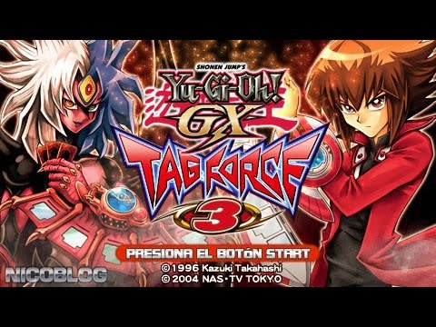 Yu-Gi-Oh Duel Monsters GX Tag Force 3