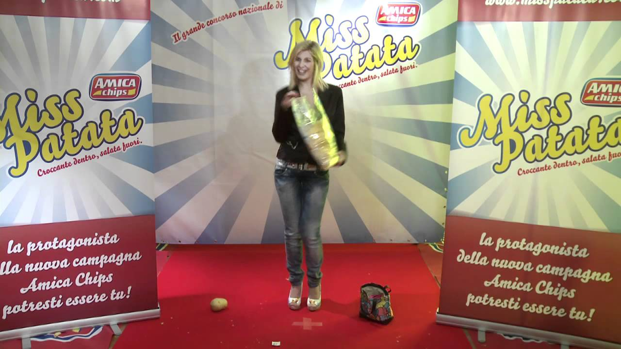089 Miss Valentine miss culetto d\'oro - YouTube
