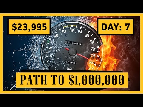 Expertoption. Binary Option Expertoption. Trade Bitcoin - Path to $1,000,000 Day 7