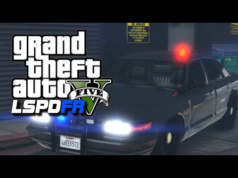 GTA 5 LSPDFR #14 - Undercover Detective Patrol : GTA 5 Police Role Play