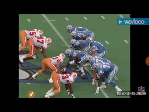 Barry Sanders Documentary