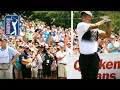 Act III, Part 9: Tiger Woods returns to Quicken Loans National 2018 の動画、You…