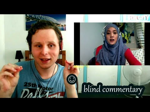 Justin Bieber   love Yourself   Shila amzah cover blind commentary