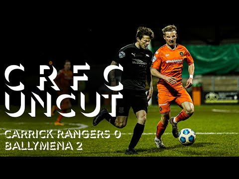 Carrick Rangers Ballymena Goals And Highlights