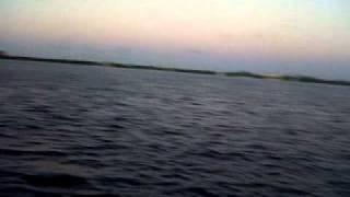 Atardecer en Catamaran Cozumel!!