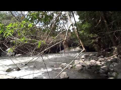 Tukuyu, Tanzania--Bridge of God and a Local Fisherman