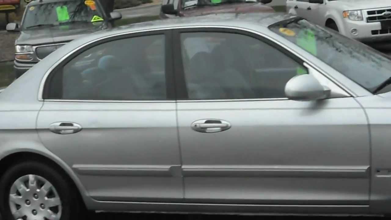 2005 Kia Optima LX, 4Dr, 4cyl, LOADED!!!   YouTube