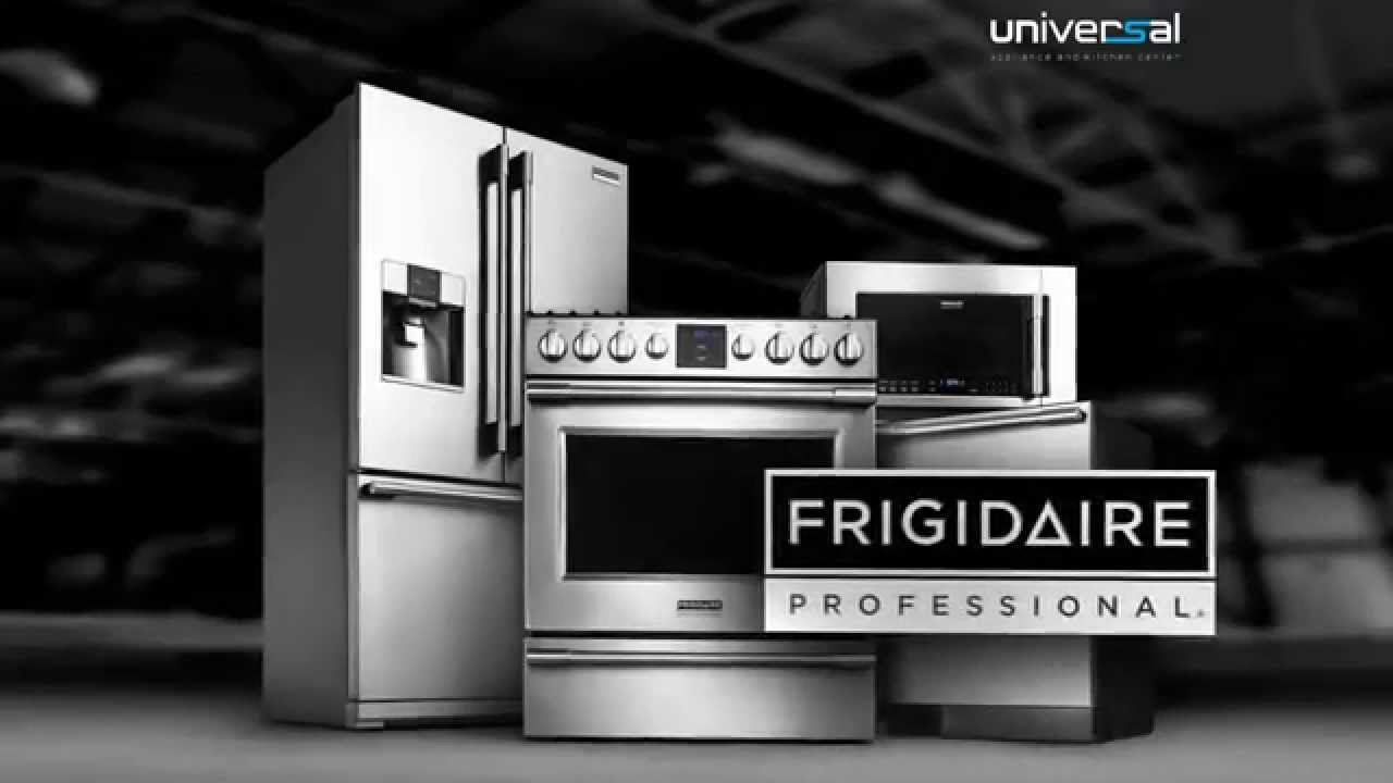 lovely Frigidaire Kitchen Appliances Reviews #1: Frigidaire Professional Appliances | Frigidaire Professional | Frigidaire  Pro Series - YouTube