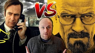 BREAKING BAD vs BETTER CALL SAUL - Critique & analyse !