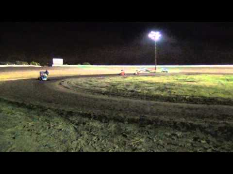 South Texas Speedway Open Kart Feature 6/14/14