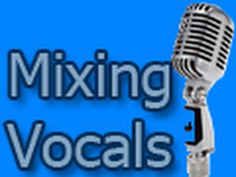 How to mix and master Vocals with Adobe Audition