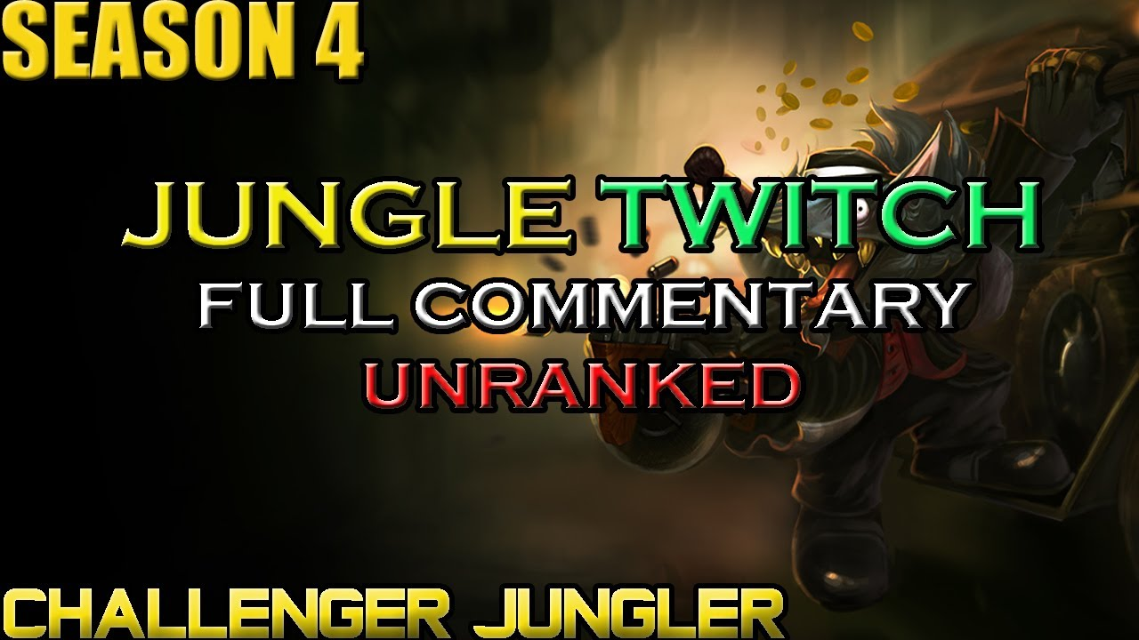 Download ✔ Challenger Jungle Twitch Ep. 10 | SEASON 4 | UNRANKED | Full Commentary | League of Legends