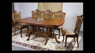 Столы обеденные деревянные. Стол D2818 Arcadia(, 2013-10-23T07:15:29.000Z)