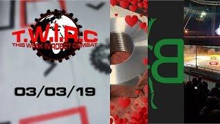 This Week In Robot Combat | 03/03/19