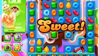 Candy Crush Jelly Saga Level 1188 ** 1 booster
