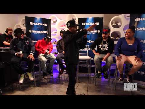 Sway SXSW Takeover 2015 : Vince Staples, Casey Veggies, Ezri & R-Mean In Freestyle Cypher