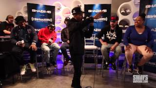Sway SXSW Takeover 2015 : Vince Staples, Casey Veggies, Ezzy & R-Mean In Freestyle Cypher