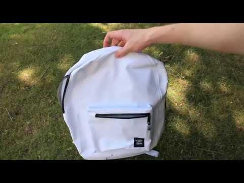 ecac594969db Herschel Settlement Studio Backpack 21L - YouTube
