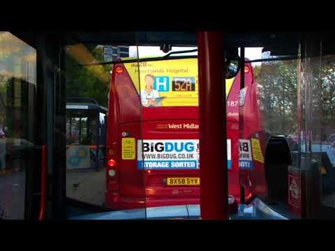 NX Bus WA937 Birmingham City Centre - Perry Barr Wellhead Lane on 4737