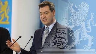 Erste Kabinettssitzung: Optimale Sicherheit für Bayern - Bayern