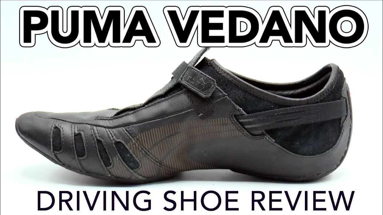 13cce01a2ea2 Puma Vedano Driving Shoe Review - YouTube