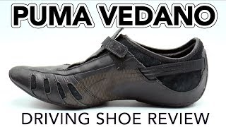 Puma Vedano Driving Shoe Review - YouTube