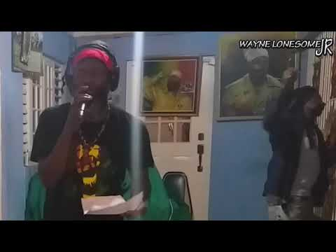Capleton Jah Jah City ( DUBPLATE )
