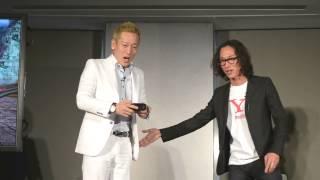 ワイモバイルのNexus Player Launch Partyにじゅんいちダビッドソンさん...