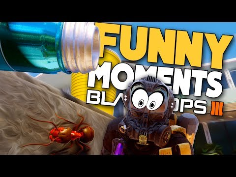 Black Ops 3 Funny Moments - HE CRACKED ONE OPEN! (Funny BO3 Moments)