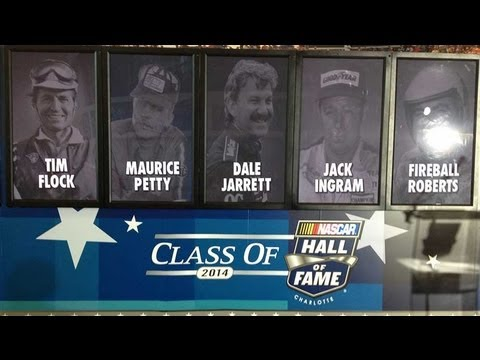 2014 Hall of Fame inductees are announced!