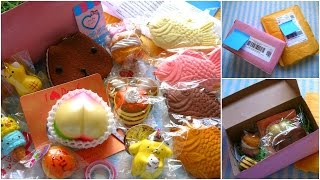 Squishy Haul From Thailand : BEST TRADE PACKAGE EVER FROM ILOVEANYTHINGCUTE!!! - pobieramy.eu