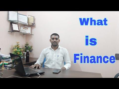फाइनेंस क्या होता है & फाइनेंस कितने प्रकार का होता है (What is Finance & Type of Finance)