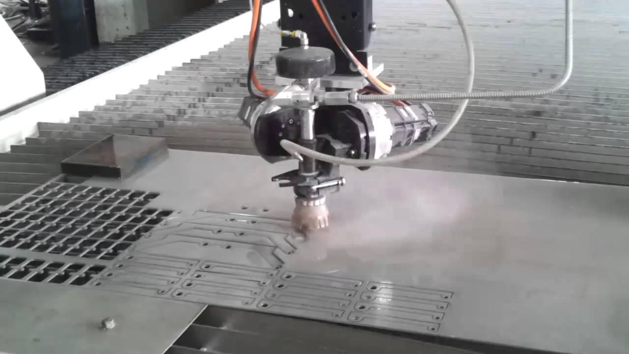 Flow Mach 2c Waterjet