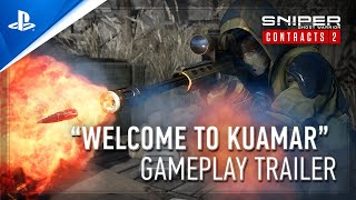 Sniper Ghost Warrior Contracts 2 - 'Welcome to Kuamar' Gameplay Trailer | PS5, PS4