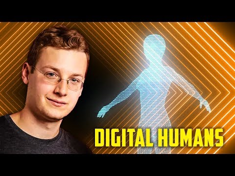 Digital Humans Stealing Real Human Jobs