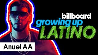 Anuel AA on Mofongo, Perreo, and All Things Puerto Rican | Growing Up Latino