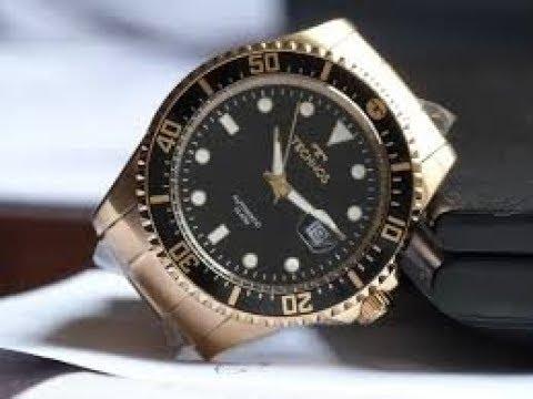 2c881630fdc92 Unboxing Relógio Technos Masculino 8205ny 4p Automático - YouTube