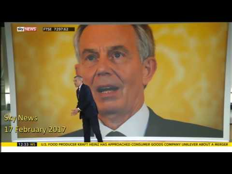 Is Tony Blair right on Brexit? John Rentoul vs Liam Young