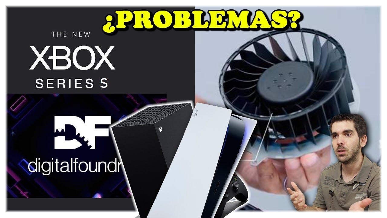 🎮  Digital Foundry alaba a Xbox Series X | PlayStation 5, la ventilación dinámica | Sony - Microsoft