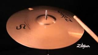 """Zildjian Sound Lab - 16"""" S Family Medium Thin Crash"""